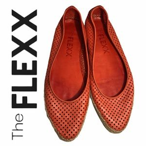 The Flexx Sunny Espadrille Flat